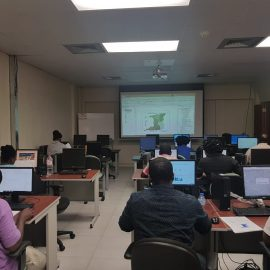 TCPD undertakes GIS Training
