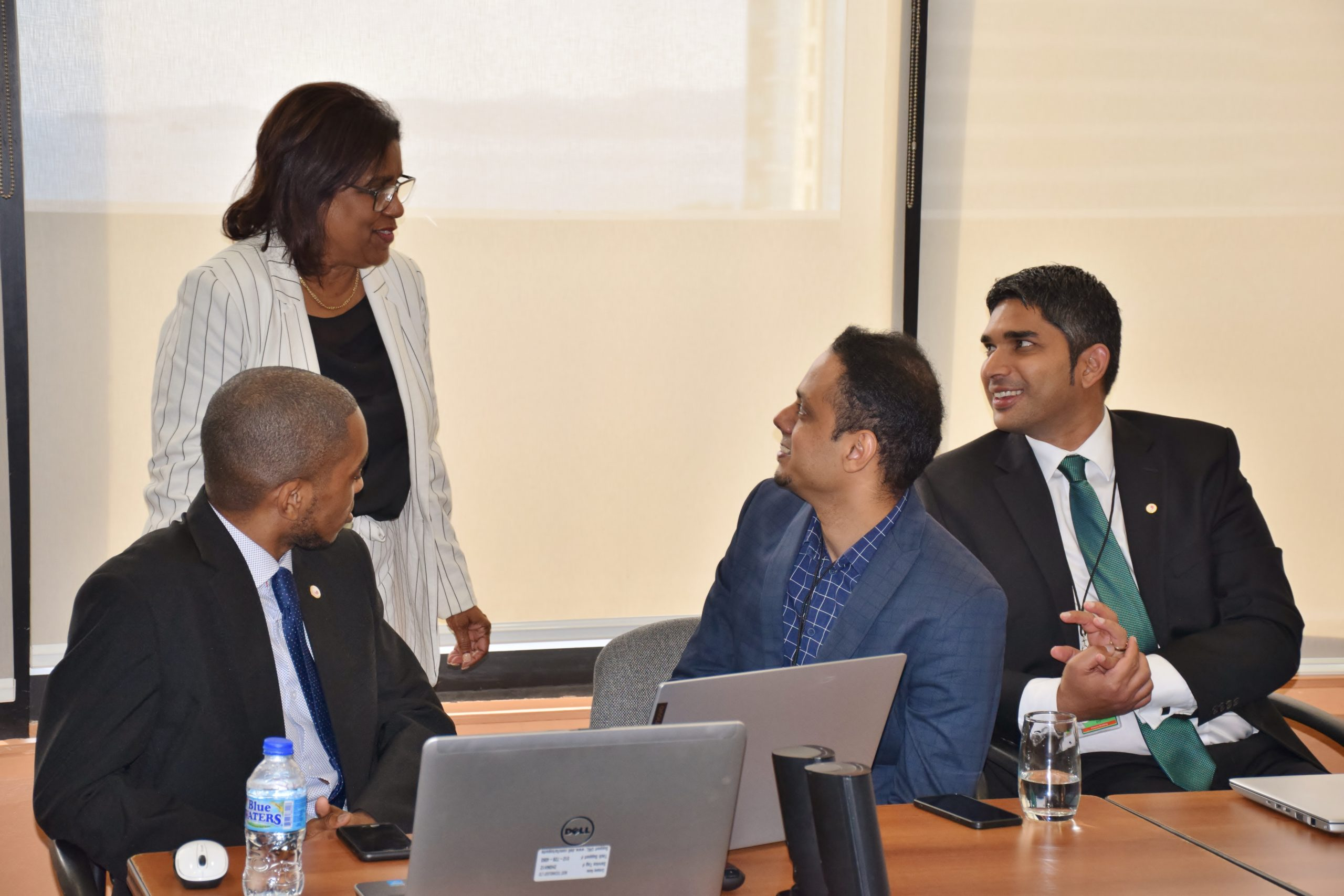 Government Agencies reinforce their commitment to DevelopTT's implementation