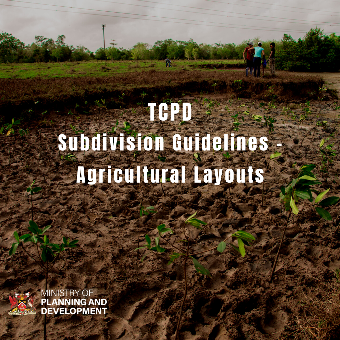 All you need to know about TCPD's Spatial Planning Guideline No.6 Subdivision Guidelines – Agricultural Layouts