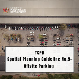 Don't Get Ticketed; Stay Updated with TCPD's Spatial Planning Guideline No.9 – Offsite Parking