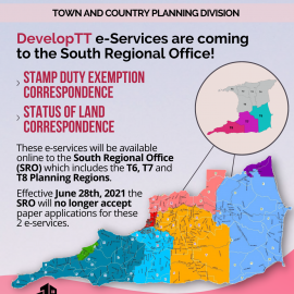 TCPD's DevelopTT System set for South Expansion on June 28, 2021!